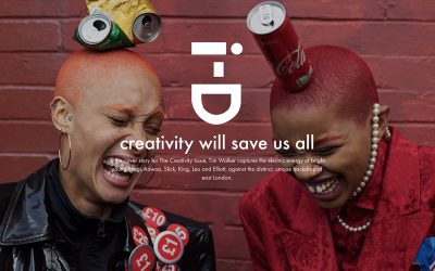 Creativity Will Save Us All