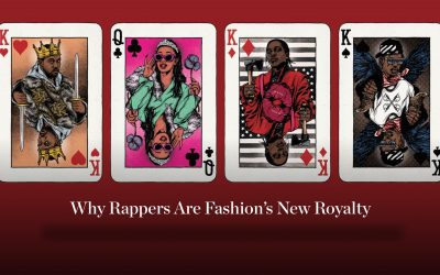 Fashion's New Royalty